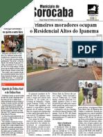 Jornal do municipio 03 de Janeiro