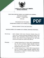 Permen ESDM No. 13 Tahun 2016.pdf