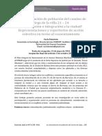 FAINSTEIN - La Relocalización de Población Del Camino de Sirga Villa 21-24