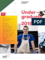 IADT Undergraduate Prospectus 2018 (1)
