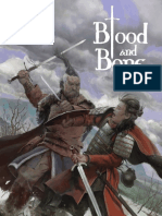 Blood and Bone Setting