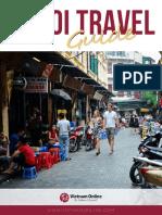HanoiTravel Guide 2016