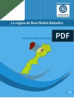 Monographie de La Region de Beni Mellal Khnifra Fr