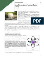 General Chem Atoms