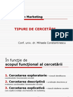 Cerc (ID) - Curs 1 (Tipuri de Cerc)