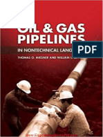 Oil and Gas Pipelines in Nontechnical Language by Thomas O Miesner and William L Leffler