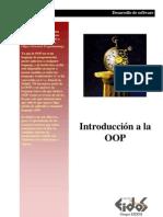 Introduccion a La Programacion Orientada a Objetos