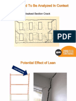 Cracks and Analysis