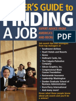 Career-Finding a Job