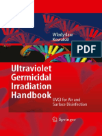 Wladyslaw Kowalski (Auth.)-Ultraviolet Germicidal Irradiation Handbook_ UVGI for Air and Surface Disinfection-Springer-Verlag Berlin Heidelberg (2009)
