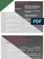 criterios unidad didáctica
