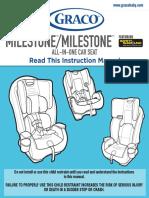 Manual Milestone