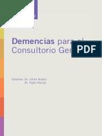 Guía Demencias para el Consultorio General