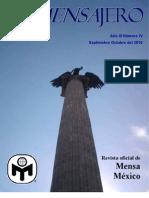 El Mensajero, Septiembre Octubre 2010