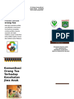 Leaflet Komunikasi Anak