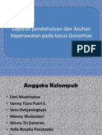 ppt gonoroe