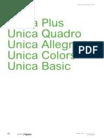 Catalog Unica Schneider