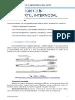 13th Lecture Logistics Chain for Intermodal Transport