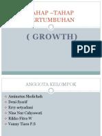 Pertumbuhan ( Growth )