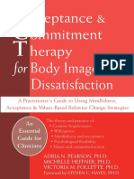 ACT for Body Image Dissatisfaction