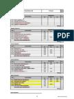 Pensum de Ingeniería Civil - Equivalencias