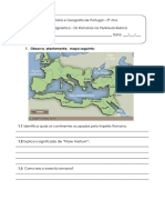 A.2 Teste Diagnóstico - Os Romanos Na Península Ibérica (3)