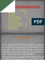 Nilai Dan Norma Sosial