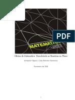 Oficina de Matemática- Descobrindo as Simetrias No Plano Com Geogebra
