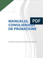 Manualul Consilierului de Probatiune
