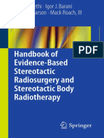 Handbook of Evidence Based SRS and SBRT 2016 (1)