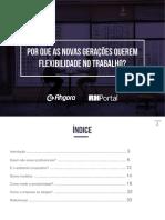 eBook Flexibilidade Trabalho