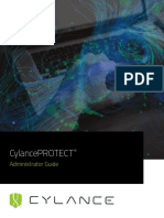CylancePROTECT Admin Guide v2.0 Rev1