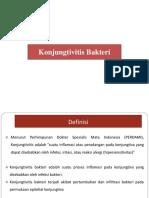 3. konjungtivitis bakterial