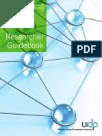 UIDP Researcher Guidebook