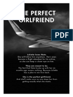 The Perfect Girlfriend Chapter 4