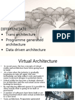 Diff Trans Data Programm