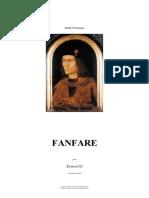 Fanfare from Shakespeare's Richard III (brass band)