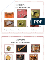 MUSICAL INSTRUMENTS~~