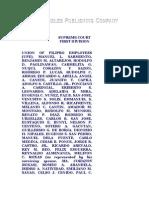 Union of Filipro Employees vs. Nestle Philippines, Inc, G.R. No. 88710-13, December 19, 1990