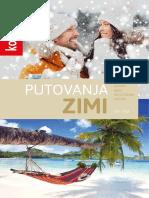Putovanja Zimi Blagdanska Sijecanj 2017 2018