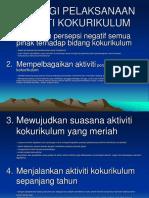 Strategi Pelaksanaan Aktiviti Kokurikulum (2)