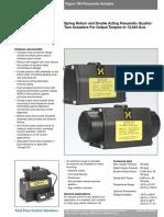 Keystone Actuator Fig F79U 036