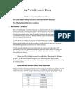 Docuri.com Converting Ipv4 Address