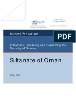 OMAN FATF Evaluation