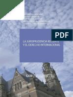 jurisprudencia derecho internacional