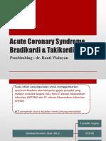 Acute Coronary Syndrome,Aritmia
