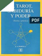 El Tarot Sabiduria y Poder_J. a. Portela