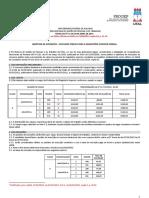Edital de Abertura N. 31-2015 (Retificado)