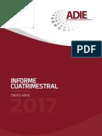ADIE - Informe Cuatrimestral Ene-Abril 2017 (18!7!17)