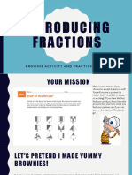 introducing fractions 1